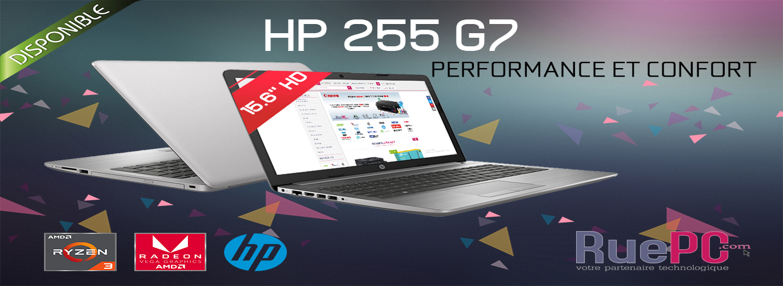 HP-255-G7